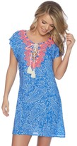 Nautica Cottage Paisley Tunic