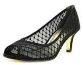 Adrianna Papell Jamie Peep-toe Synthetic Heels.
