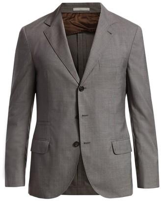 Brunello Cucinelli Wool Travel Blazer