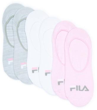 Fila Usa Liner Socks - Pack of 6