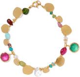 Katerina Makriyianni - Gold-plated Multi-stone Bracelet - one size