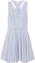 Band Of Outsiders Striped cotton dress