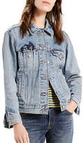 Levi'S Ex-Boyfriend Trucker Denim JacketEx-Boyfriend Trucker Denim Jacket
