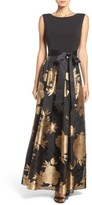 Ellen Tracy Women's Fit & Flare Gown