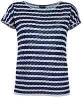 Giorgio Armani striped knit top