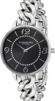 Stuhrling Original Women's 588.02 Vogue Analog Display Quartz Silver Watch