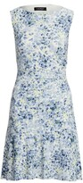 Thumbnail for your product : Lauren Ralph Lauren Ralph Lauren Floral Sleeveless Jersey Dress
