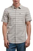 Volcom Sable Stripe Woven Shirt