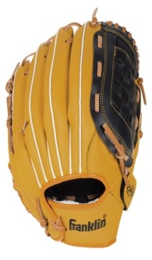 "Franklin Sports 10.5"" Field Master Series Baseball Glove-Left Handed Thrower"