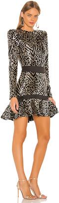 Zhivago Mokai Nights Mini Dress
