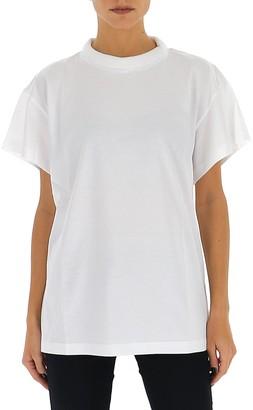 Maison Margiela Ribbed Collar Detail T-Shirt