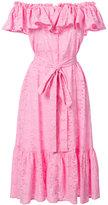 Lisa Marie Fernandez bow-front dress - women - Cotton - II