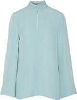 ADAM by Adam Lippes Crepe de chine blouse