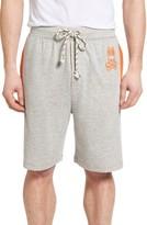 Psycho Bunny Men's Cotton Blend Lounge Shorts