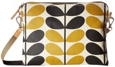 Orla Kiely Stem Check Print Travel Pouch Travel Pouch