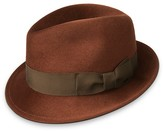 Bailey Of Hollywood Riff Center Dent Fedora