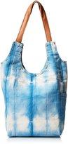 Ale By Alessandra 'ale by alessandra Women's Calistoga Tie Dye Festival Bag