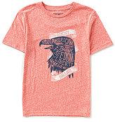 Spyder Lucky Big Boys 8-20 Eagle Graphic Short-Sleeve Tee