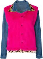 Simonetta Ravizza Jeans Celeste jacket