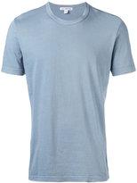 James Perse crew neck T-shirt - men - Cotton - 42