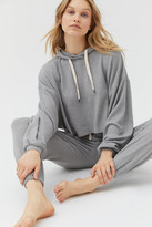 Out From Under Jenny Cropped Hoodie Sweatshirt