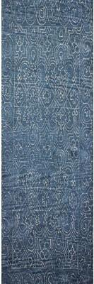 "Birch LaneTM Heritage Handmade Tufted Wool Azure Rug Birch Lane Heritage Rug Size: Runner 2'6"" x 8'"