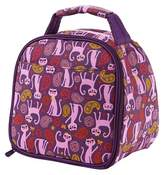 Fit & Fresh Gabby Insulated Lunch Bag - Paisley Cat