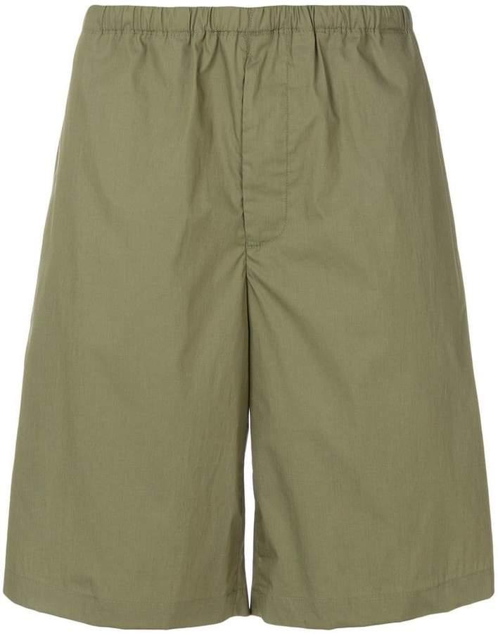 MSGM knee-length shorts