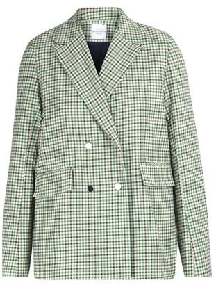 Roseanna Houndstooth jacket