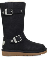 UGG Kensington leather boots 4-10 years