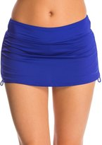TYR Women's Solid Della Skort Bottom 8136271