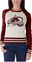 '47 Women's Colorado Avalanche Passblock Sweater