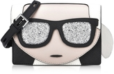 Karl Lagerfeld K/Ikonik Mini Crossbody Bag