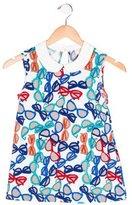 Kate Spade Girls' Glasses Print Sleeveless Top