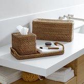 Crate & Barrel Sedona Honey Bath Accessories