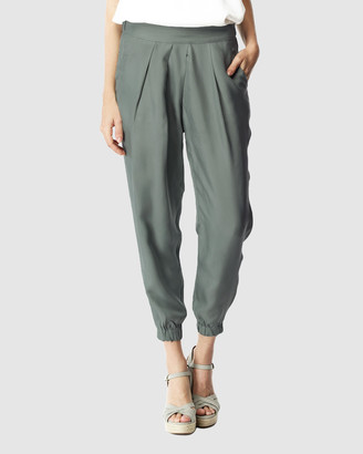 Deshabille Silk Sands Pants