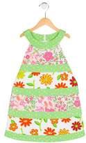 Florence Eiseman Girls' Printed Shift Dress