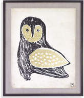 Jonathan Adler Menagerie Owl Limited Edition Giclée Print