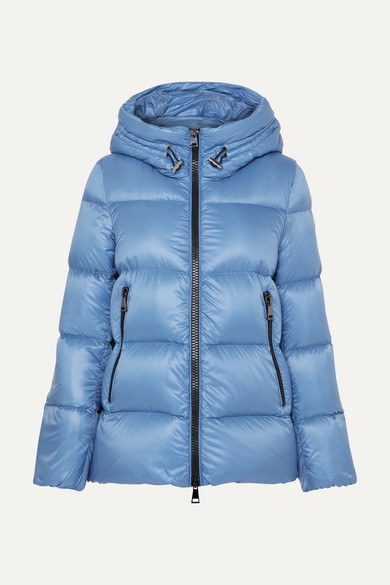 a518a9b6746 Moncler Hooded Down Jacket - ShopStyle