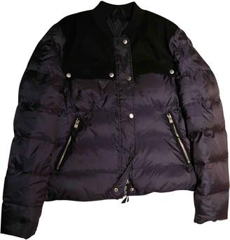 J. Lindeberg Navy Polyester Coats