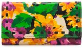 Patricia Nash Summer Evening Bloom Collection Floral Terresa Wallet