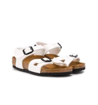 Birkenstock Kids Buckled Open Toe Sandals
