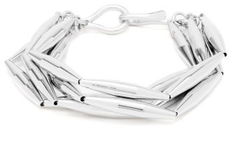 Tohum Maia Sterling Silver-plated Bracelet - Silver