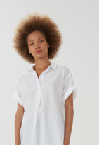 MiH Jeans Tuck Shirt