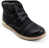 UNIONBAY Black Richland Leather Boot