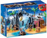 Playmobil Pirate Treasure Island Building Kit