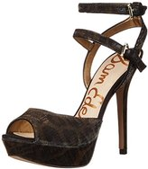 Sam Edelman Women's Nadine Platform Dress Sandal