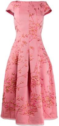 Talbot Runhof Portsmith dress
