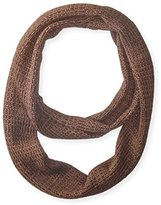 Muk Luks Women's Eternity Scarf Two Color Marl
