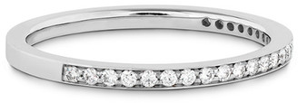 Hearts On Fire Platinum 0.11 Ct. Tw. Diamond Adoration Ring